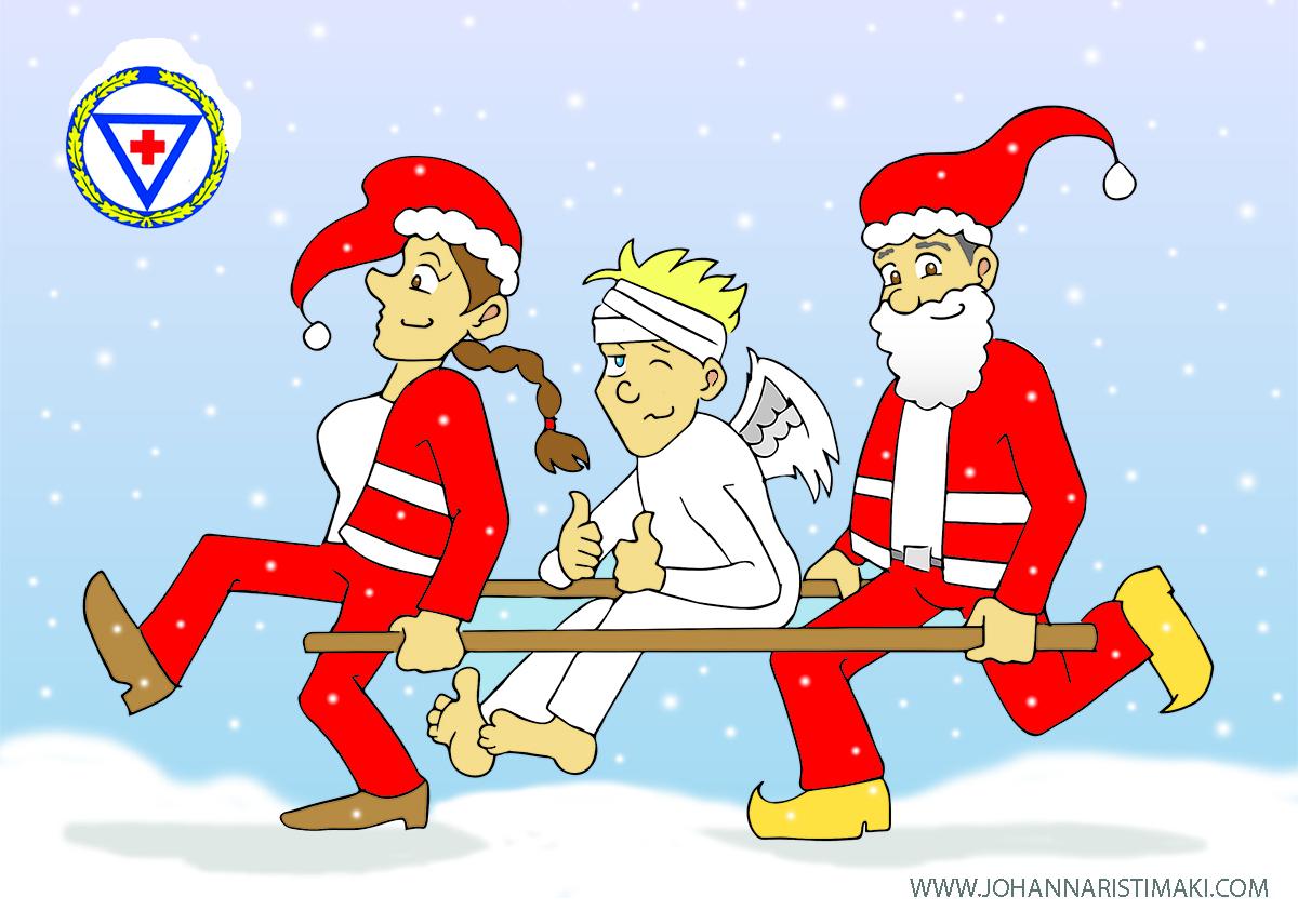 Joulukuvat Piirretyt